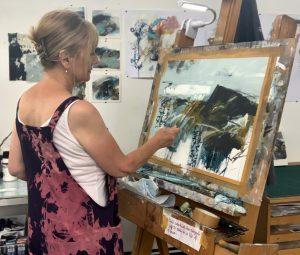 Art Galleries Cotswolds Little Buckland Gallery